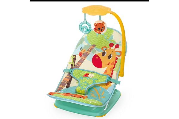 Mastela Fold Up Infant Seat 7221  Pink