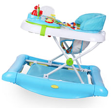 R For Rabbit Rock N Walk Baby Walker & Jumpers Green