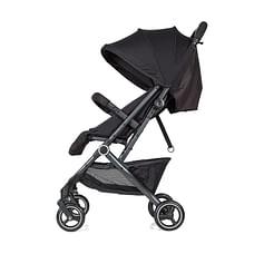 Evenflo Pilot Baby Black Stroller Black