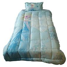 Wiggle wink Frozen Queen of Snow Single comforter