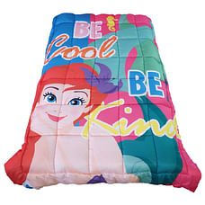 Wiggle wink Princess Be Cool Single comforter