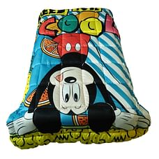 Wiggle wink Mickey Mouse Cool  Single comforter