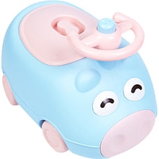 R For Rabbit Cucu Baby Potty Seat & Chair Blue