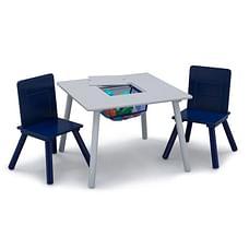 Delta Children Table & Chair Set  Navy