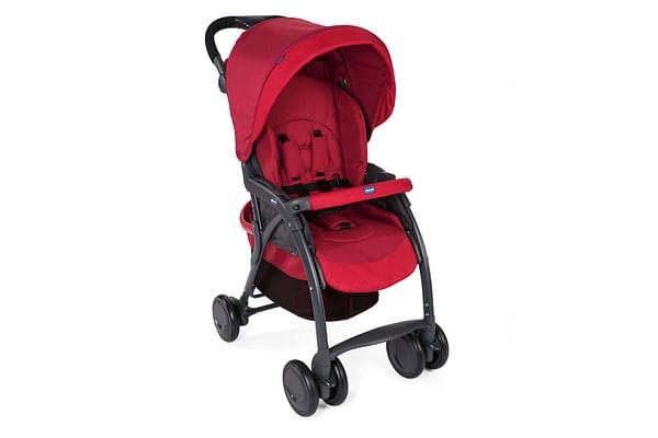 Chicco Simplicity Plus Stroller Scarlet
