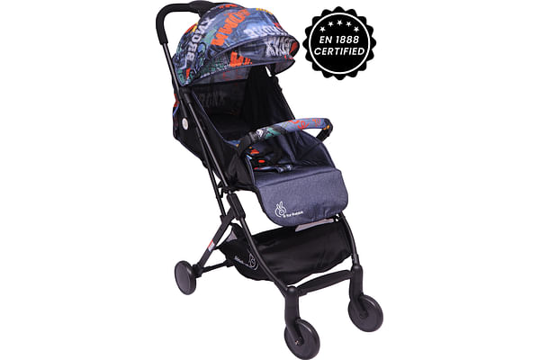 R For Rabbit Pocket Lite Baby Strollers Grey