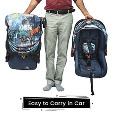 R for Rabbit Pocket Stroller Travel System