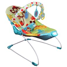 Mastela Rocker Bouncer Musical Chair