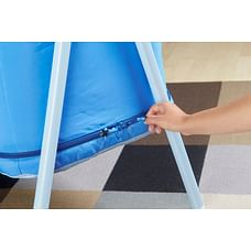 Chicco Lullago Zip Travel Crib Indigo