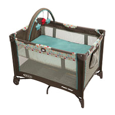 Graco Pack 'N Play On The Go Travel Cot