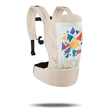 R For Rabbit Hug Me Elite Baby Carriers Cream