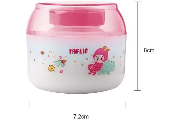 Farlin Drop Powder Puff Pink