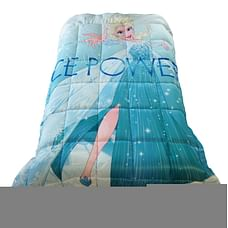 Wiggle Wink Disney Frozen 100% Cotton Baby Blanket with Pillow Cover