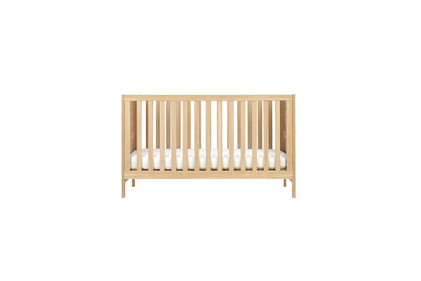 Mothercare Stretton Baby Cot Bed Brown