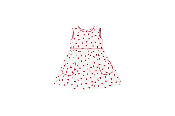 Girls Ladybird Dress