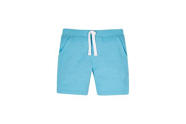 Boys Shorts - Turq