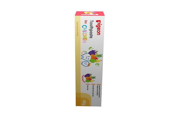 Pigeon Fruit Punch Toothpaste For Kids