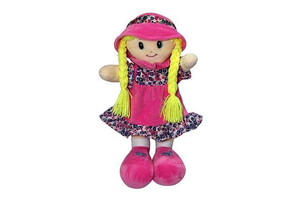 Soft Buddies Flamingo Veronical Doll