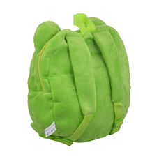 Soft Buddies Plush Character Shape Bag  Frog