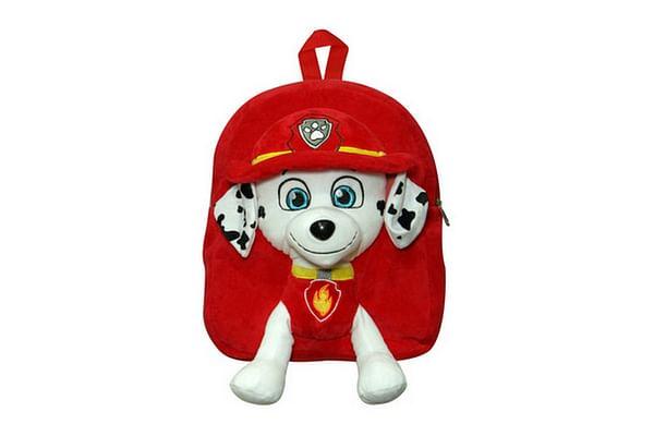 Paw Patrol Toy On Bag  Marshal