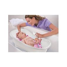 Summer Infant Newborn To Toddler Bath Center & Shower -Pink