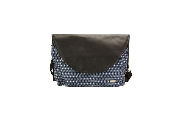 Kalencom Large Sidekick Fantasia Geo Diaper Bag