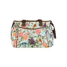 Kalencom Matte Coated Nola Tote - Springtime Diaper Bag