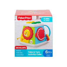 Fisher Price Press  N Go Vehicle Ast