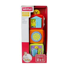 Winfun Stack N Play Activity Blocks