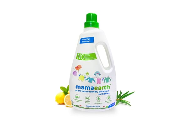 Mamaearth Plant Based Baby Detergent