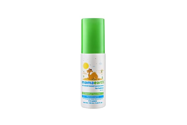 Mamaearth Mineral Based Sunscreen