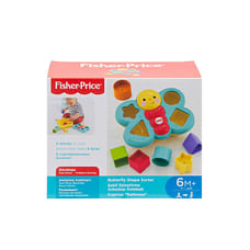 Fisher Price Cdc22  Butterfly Shape