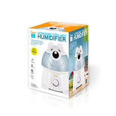 Crane Cool Mist Humidifiers For Kids, Polar Bear