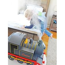 Crane Filter-Free Cool Mist Humidifiers For Kids, Train
