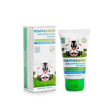 Mamaearth Milky Soft Baby Face Cream With Muru Muru Butter 60 Gm