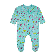 Boys Full sleeve Romper- Multicolored
