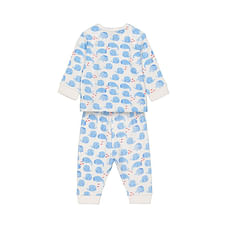 Boys Full sleeve Pyjama set- Multicolored