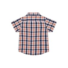 Boys Half sleeve Shirt- Multicolored