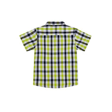 Boys Half sleeve Shirt- Multicolored