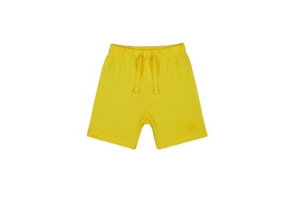 Boys Shorts- Yellow