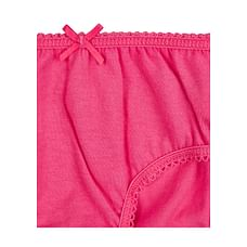 Pink Marl Briefs - 5 Pack