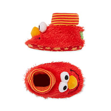 Unisex Sesame Street Elmo Booties - Red
