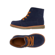 Boys Worker Boots - Navy