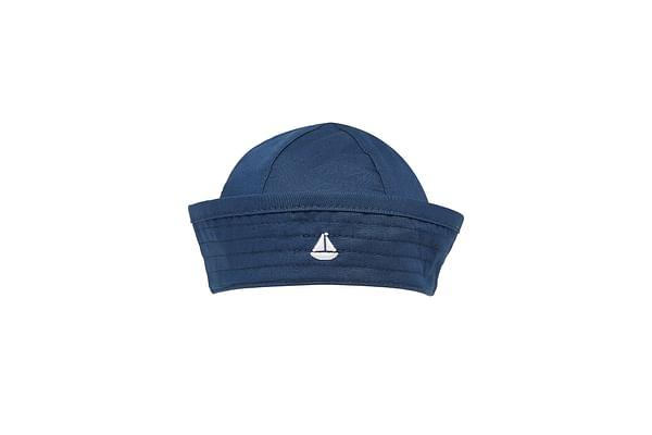Boys Sailor Hat - Navy