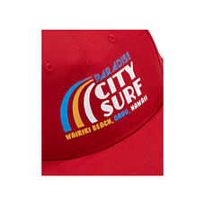 Boys Surf Cap - Red