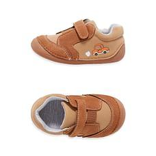 Brown Crawler Shoes