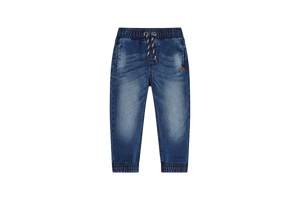 Blue Jogger Jeans