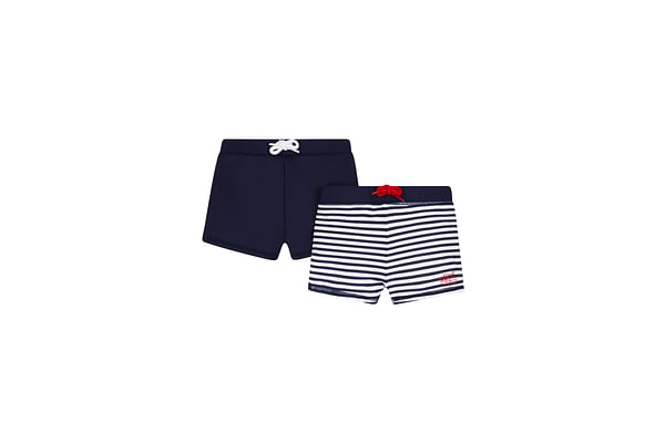 Navy Stripe Trunkies