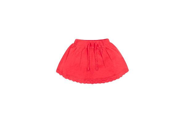 Red Frilly Skorts