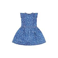 Floral Pinny Dress